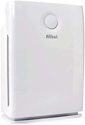 7 off aiibot epi188 single filter air purifier 4 stage filter 99 97 filtration efficiency