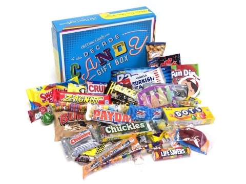 10 on old time candy subscription boxes