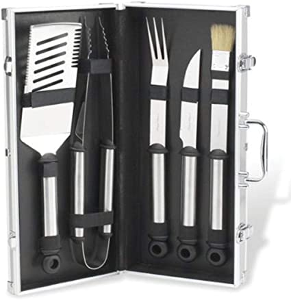 48 off stainless steel bbq barbecue grill tools set