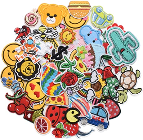 65 off clothing patches