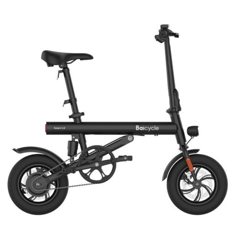 436 35 baicycle smart 2 0 12 inch collapsible electric bike