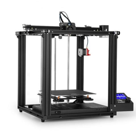 75 off creality ender 5 pro 3d printer with high precision printing