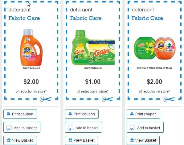 Don't Get Fooled..Though there are a few new coupons, One is an Ad Only!
