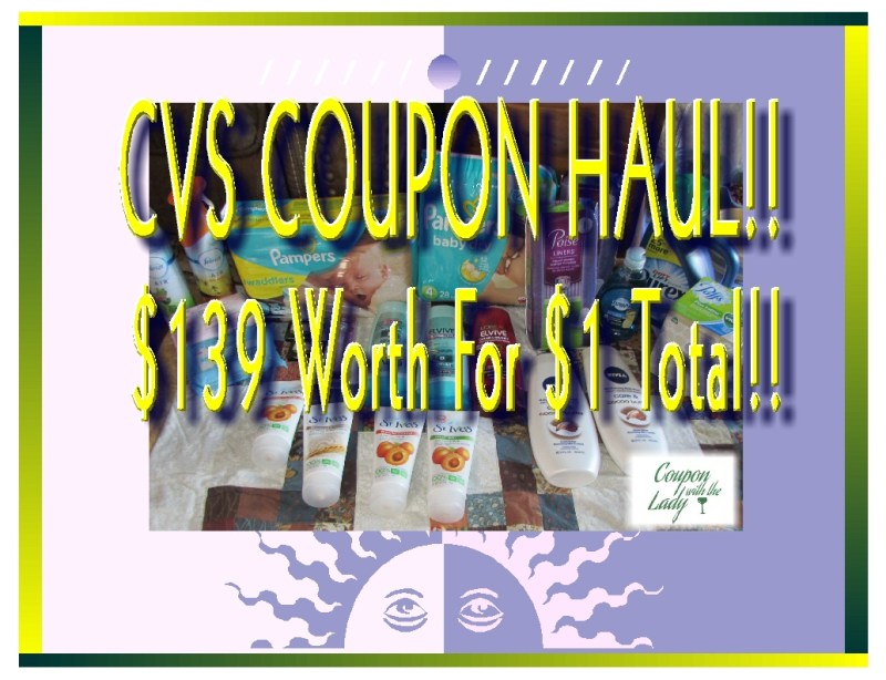 CVS COUPON HAUL for the WEEK of 1/14/18! $139 Worth for Only $1!!