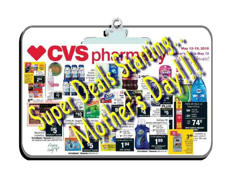 CVS Sales for the week of 5/13/18: Some of my favorite deals!!!