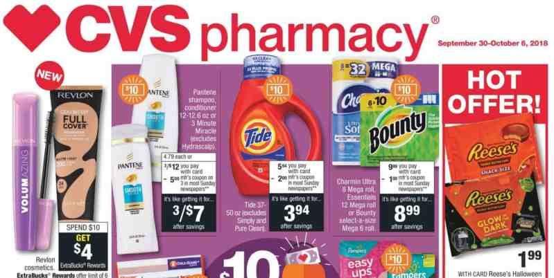 CVS Couponing: Week of 10/7/18: My Top 12 Deal Breakdowns!