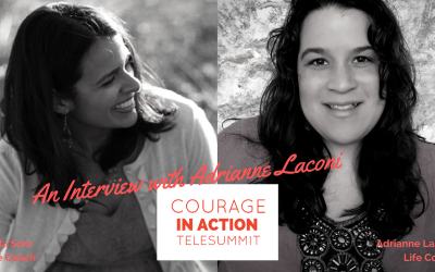 Taking Responsibility and Setting Boundaries with Adrianne Laconi