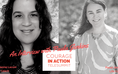 Living In Courageous Joy with Paula Jenkins