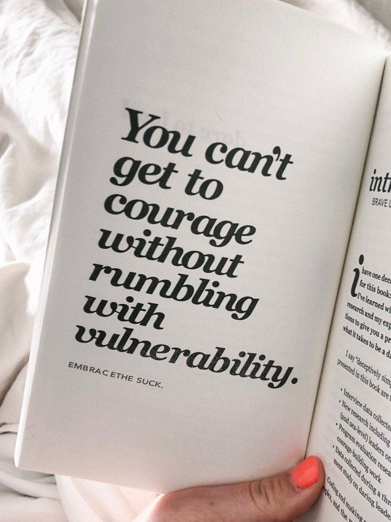 Courage Takes Vulnerability