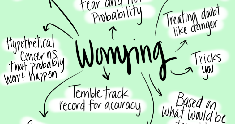 How To Tell If You Are A Chronic Worrier