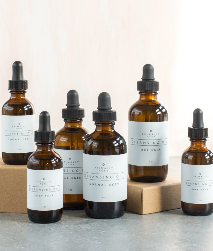 picture of Primally Pure Cleansing Oils