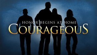 "Movie poster with the logo of the movie ""Honor begins at home"""