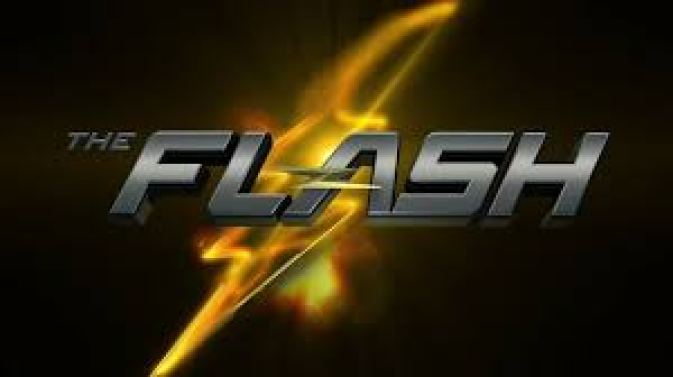 Image result for the flash new title card