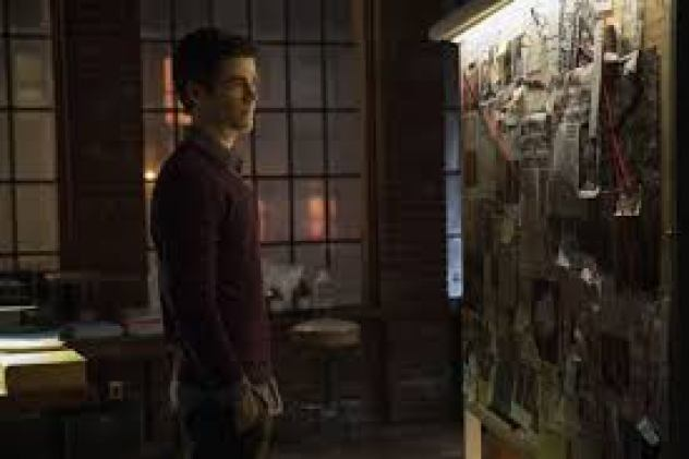 Image result for barry allen the flash pilot