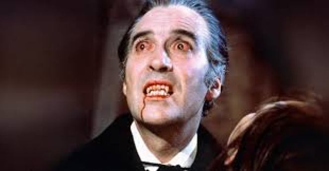 Image result for christopher lee dracula
