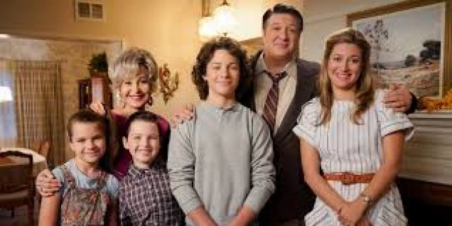 Image result for young sheldon cast