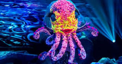 Image result for octopus masked singer