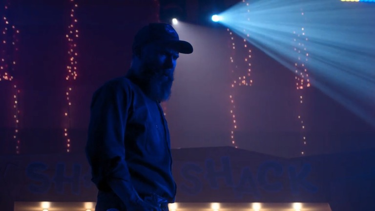 Janitor Justin Mark Ashworth