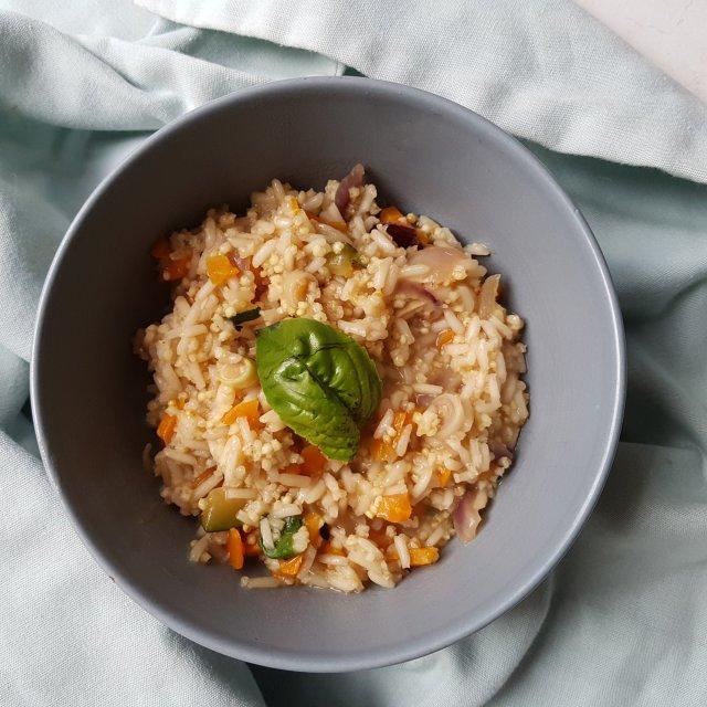 Mon riz du bout du monde