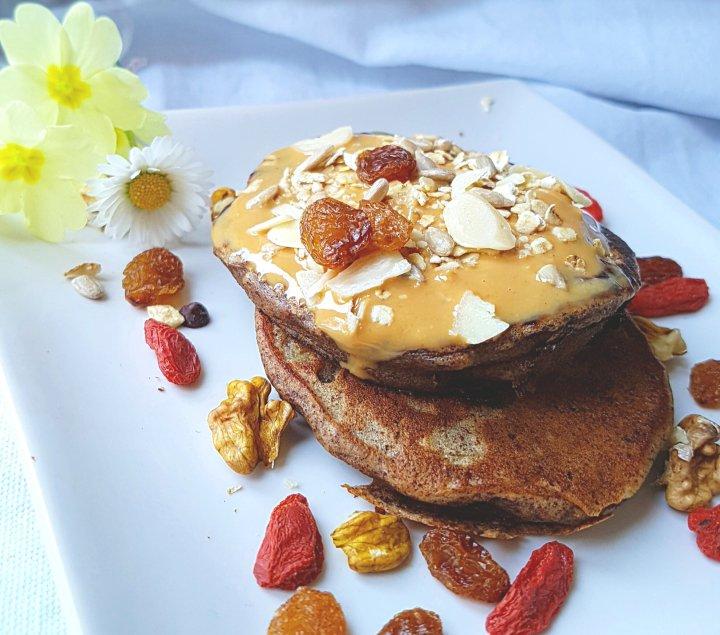 Pancakes à la farine de Canihua