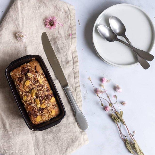 Cake moelleux à l'amande