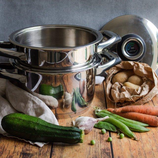 L'Ecovitam et la cuisson douce