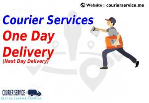 One Day Delivery Courier Service