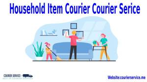 Household Item Courier Service
