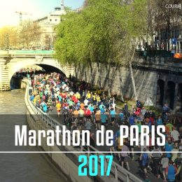 plan marathon Paris 2017