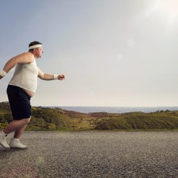 Surpoids et running