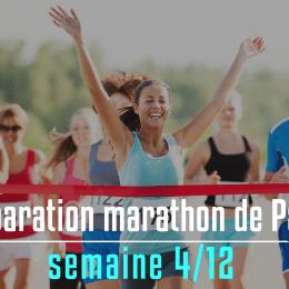 Plan marathon de Paris