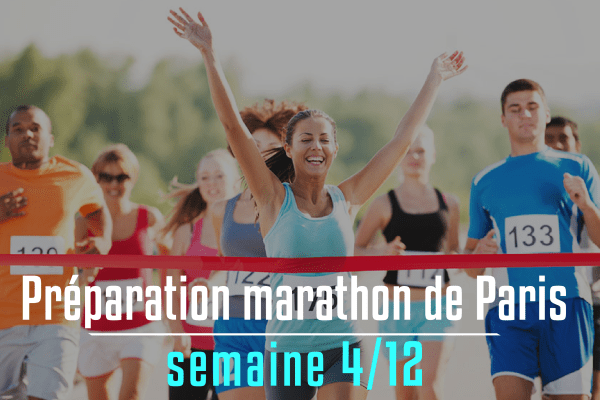 Plan marathon de Paris