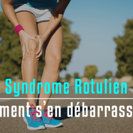 Le syndrome rotulien en running