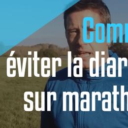 éviter la diarrhée sur marathon
