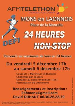 TELETHON - Mons en Laonnois