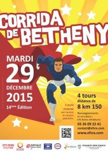 Corrida de BETHENY - 2015