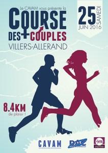 Course des couples - 2016