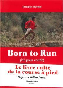 Le livre best-seller Born to Run
