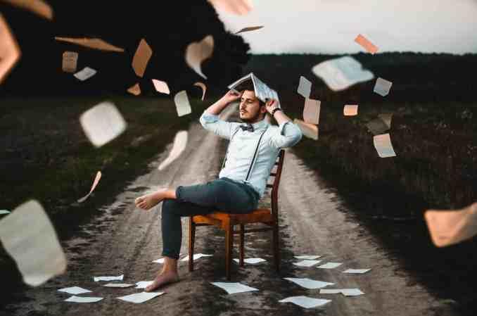 Un livre pour vivre sa vie, quelle idée !