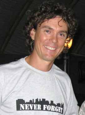 Scott Jurek, ultra-traileur et auteur de Eat and Run