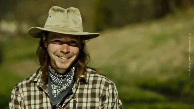 Florian Gomet, un esprit affuté derrière un sourire accueillant