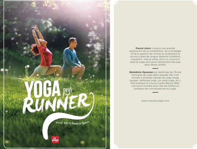 Livre Yoga pour runner