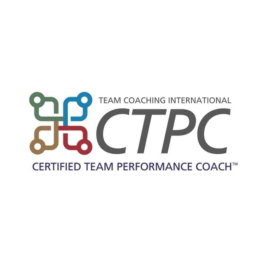 Certified Team Performance Coach CTPC
