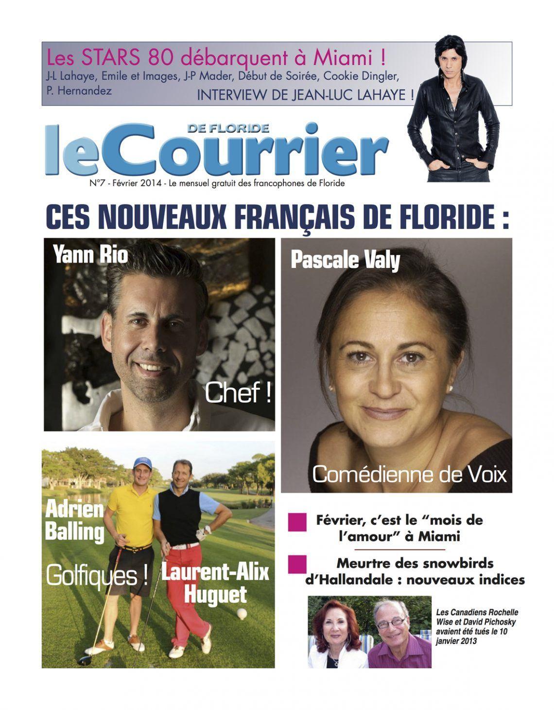 Courrier de Floride - Février 2014