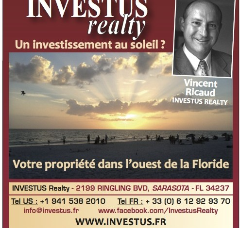 INVESTUS realty immobilier
