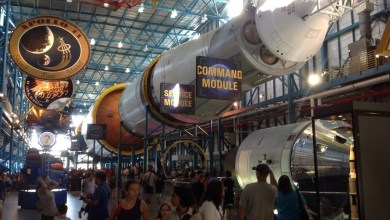 Photo of Kennedy Space Center – Cape Canaveral – Floride