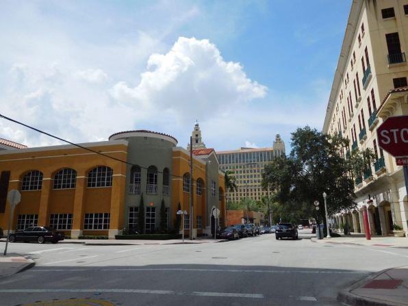 Miracle Mile à Coral Gables, Miami - Floride