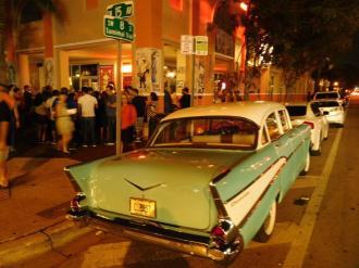 Ambiance sur Calle Ocho - Miami - Floride