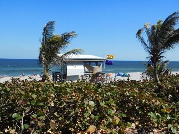 Plage de Boynton Beach - Floride
