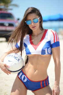 Anaïs Zanotti à Miami